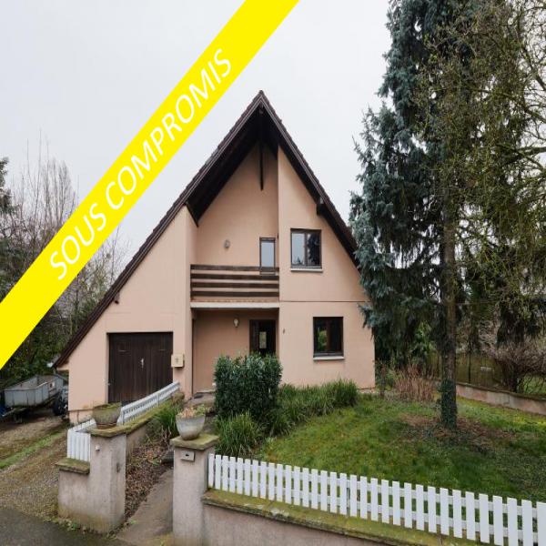 Offres de vente Maison Hoenheim 67800