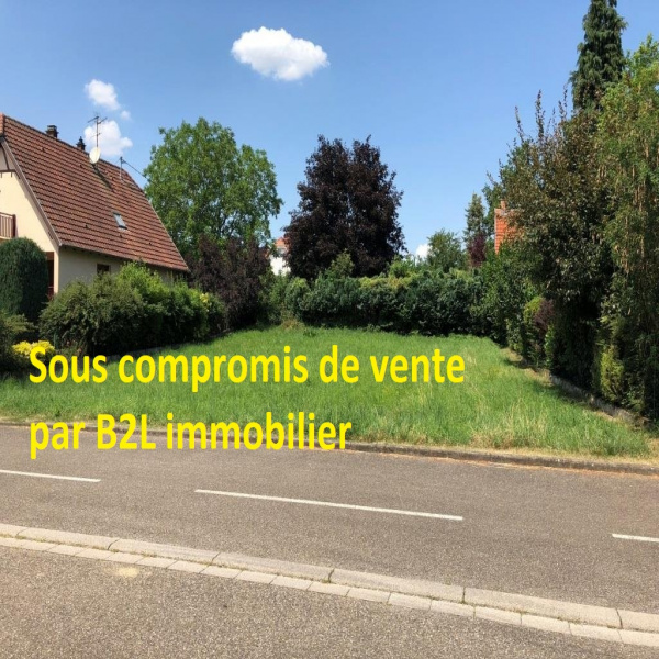 Offres de vente Terrain Stutzheim-Offenheim 67370