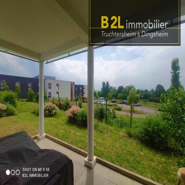 Offres de location Rez de jardin Truchtersheim 67370