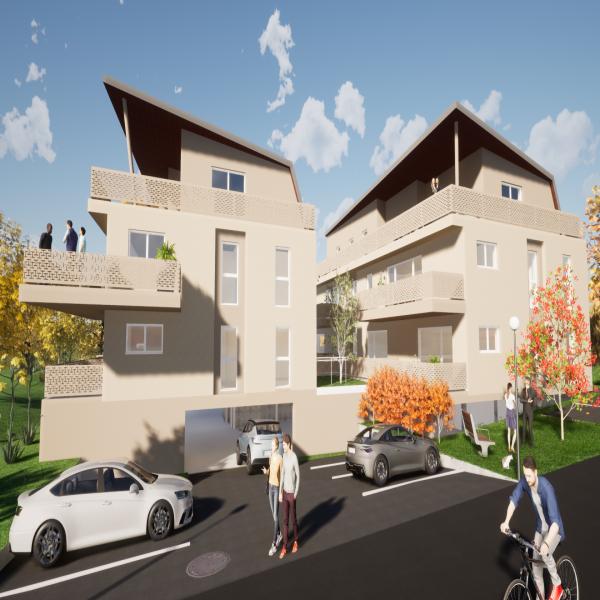 Programme neuf Appartement Truchtersheim 67370