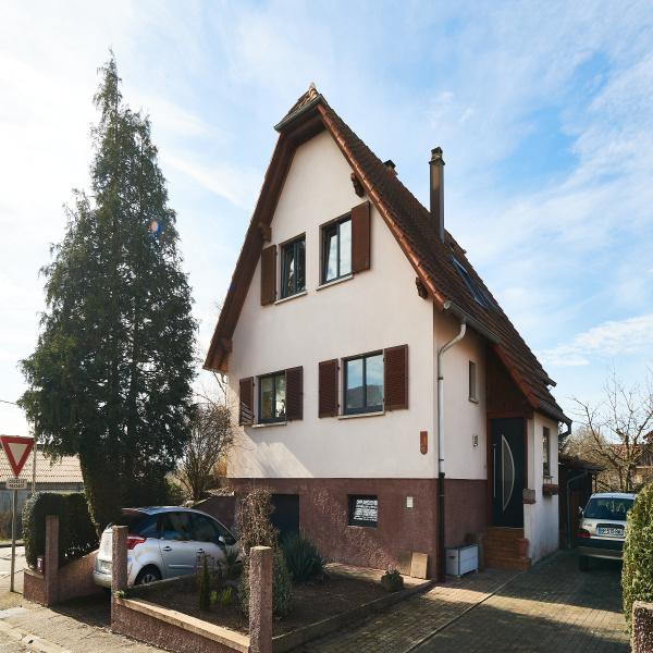 Offres de vente Maison Wilwisheim 67270