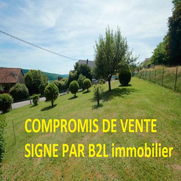 Offres de vente Terrain Thal-Marmoutier 67440